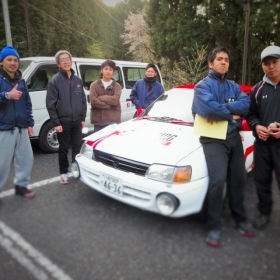 【RALLY】 MSCC RALLY in MIKABO 参戦!!