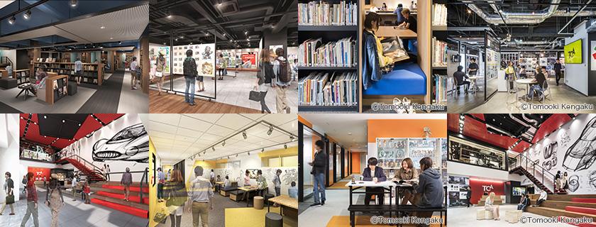 TCA東京コミュニケーションアート専門学校