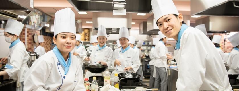 香川調理製菓専門学校