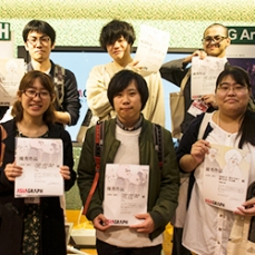 ASIAGRAPH 2018 in Tokyoでアニメーション研究科の学生チーム2作品が優秀賞を受賞